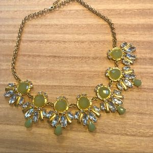 3/$20-Gold Statement Necklace